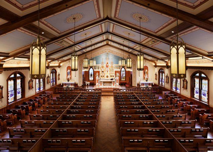 St. Mary's Catholic Church, Aspen, CO